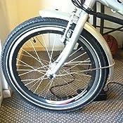 Amazon Com Cyclamatic Cx2 Bicycle Electric Foldaway Bike