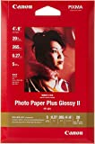 Canon PP-201, 4 x 6Inch Photo Paper Plus Glossy, 20ct