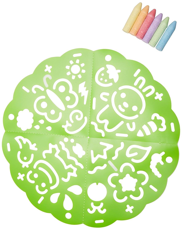 Amazon.com: ALEX Toys Artist Studio Sidewalk Mandala Garden: Toys ...