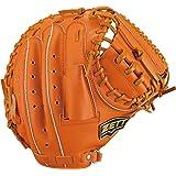 ゼット(ZETT) 軟式野球 キャッチャーミット デュアルキャッチ 右投げ/左投げ用 BRCB34912