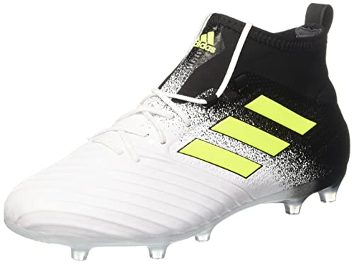 768d3f4687b Adidas Men s Ace 17.2 Fg Ftwwht Syello Cblack Football Boots - 7 UK ...