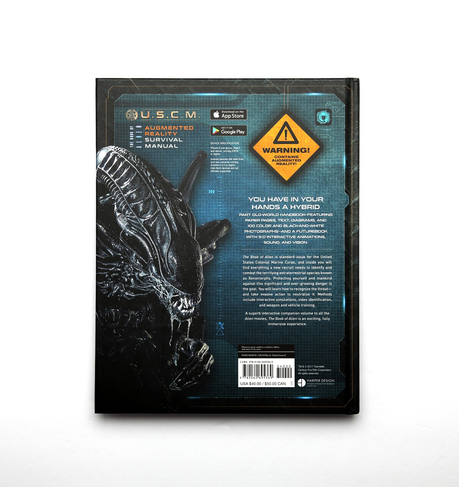 the book of alien augmented reality survival manual owen williams rh amazon com Cool iPad Mini Cases iPad Mini