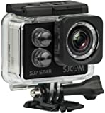 "SJCAM SJ7 STAR 4K 12MP 2"" Touch Screen Metal Body Gyro Waterproof Sports Action Camera Black"