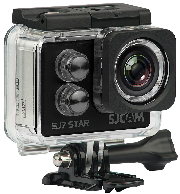 SJCAM SJ7 STAR 4K 12MP 2'' Touch Screen Metal Body Gyro Waterproof Sports Action Camera BLACK by SJCAM (Image #7)