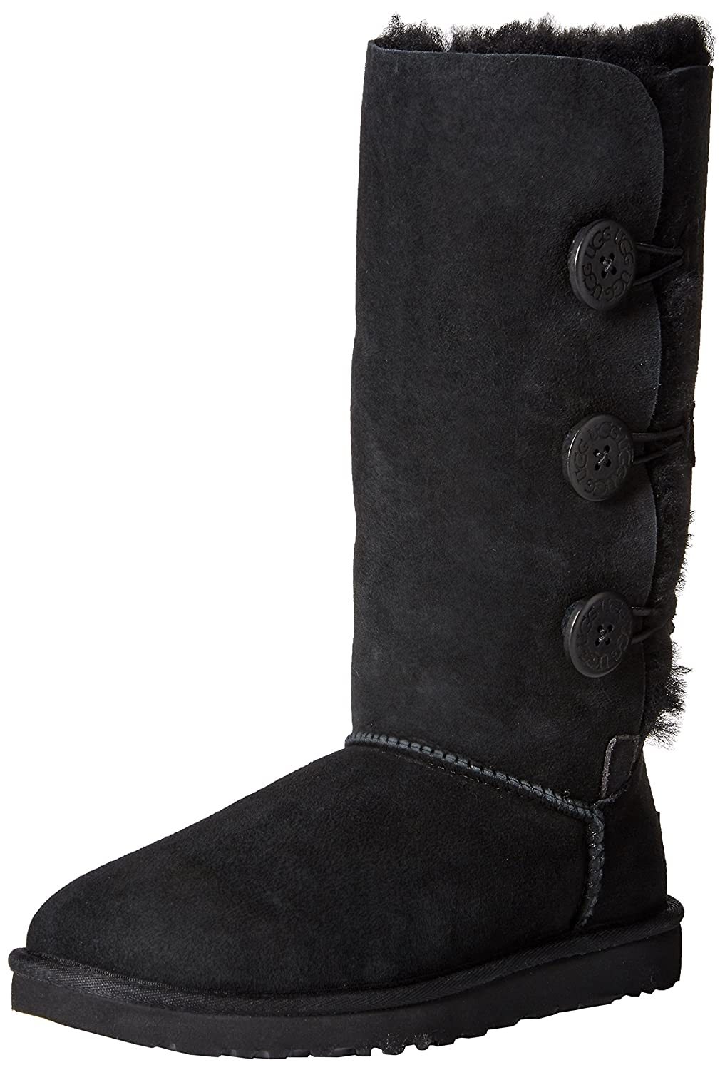 amazon com ugg australia women s bailey button triplet boots rh amazon com