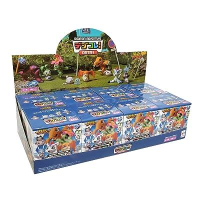 MegaHouse Digimon Adventure Data 1 Action Figures (Random Blind Box Set of 8): Toys & Games