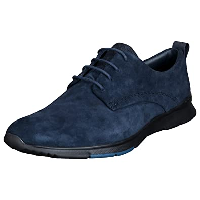 924c1e550f3d2 Clarks Tynamo Walk Navy Suede: Buy Online at Low Prices in India - Amazon.in