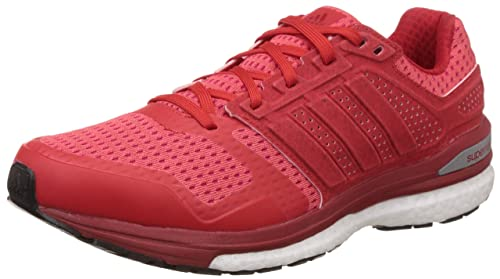 3938887f45b0f adidas Supernova Sequence Boost 8 Running Shoes - SS16-8 - Red