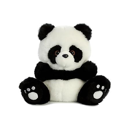 Amazon Com Aurora World Luvi Panda Bear Plush Toys Games