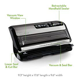 Foodsaver FM5200 2-in-1 Vacuum Sealer
