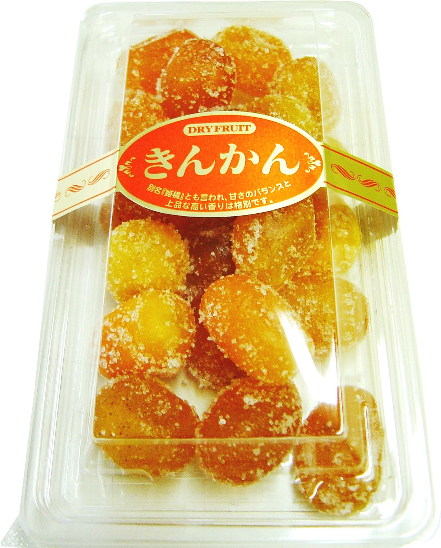 Genki Honpo dried fruit kumquat 150gX12 pieces