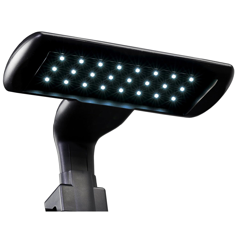 24 T5 Ho Aquarium Light Hood 2x24w Lamp Fixture: GloFish Universal Aquarium Light With Blue LEDs For 15