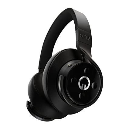 a818217adb6 Amazon.com: MUZIK One Connect Smarter Headphone , Black: Electronics