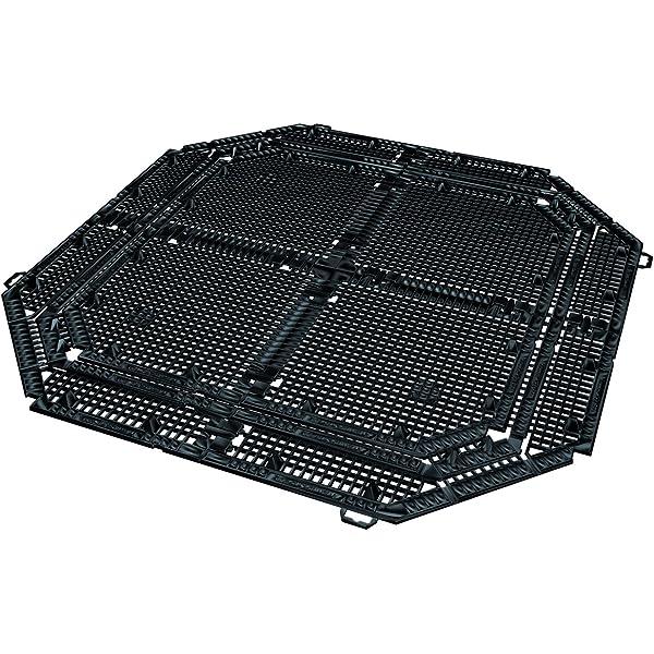 GRAF 628001 Eco-Master - Recipiente para Compost (450 L ...