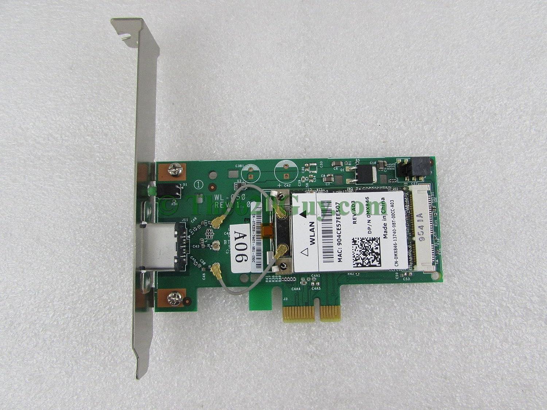 Dell TK208 0TK208 PCIe Mini WLAN Wifi 802.11n Network Card 0MX846