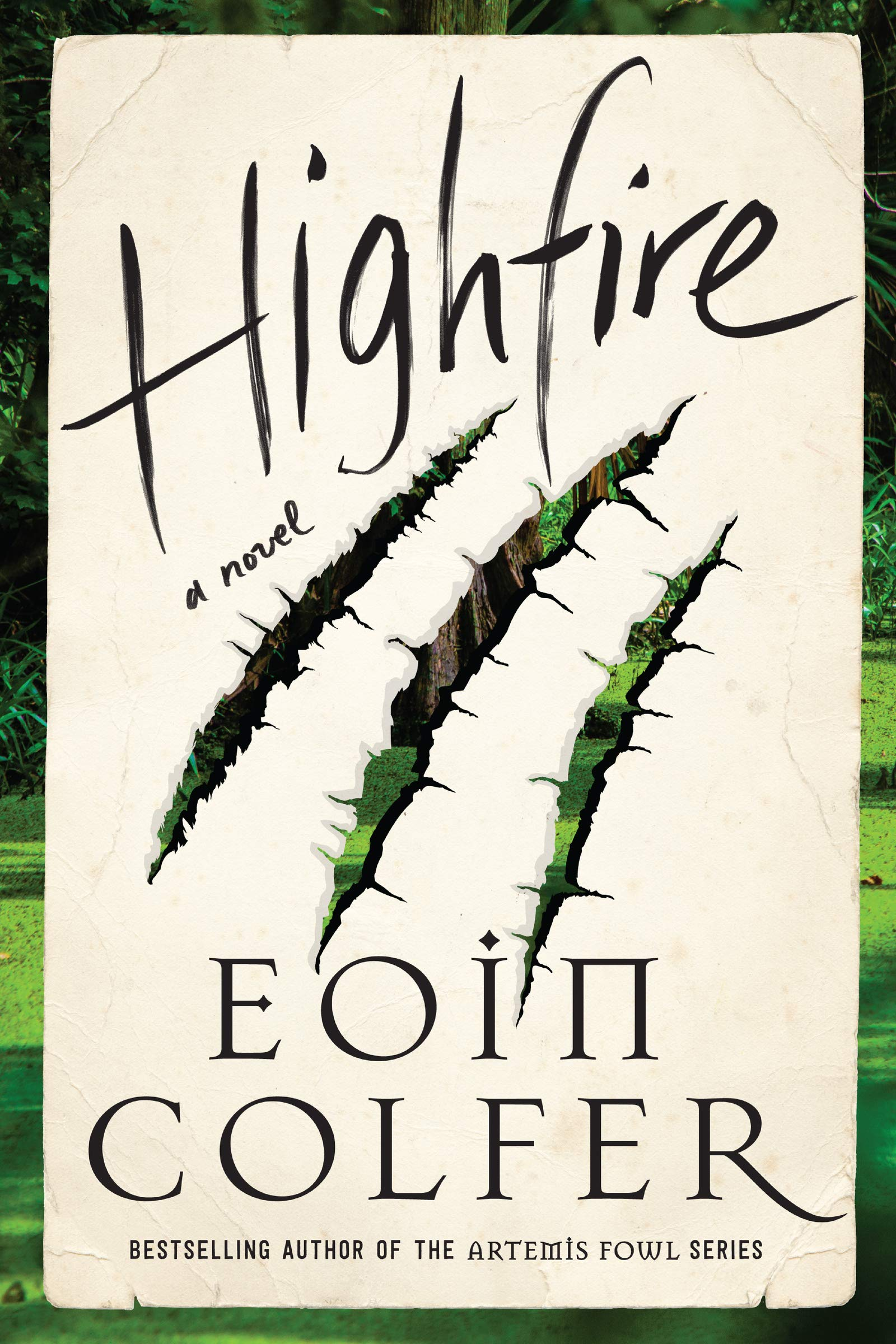 Image result for high fire by eoin colfer