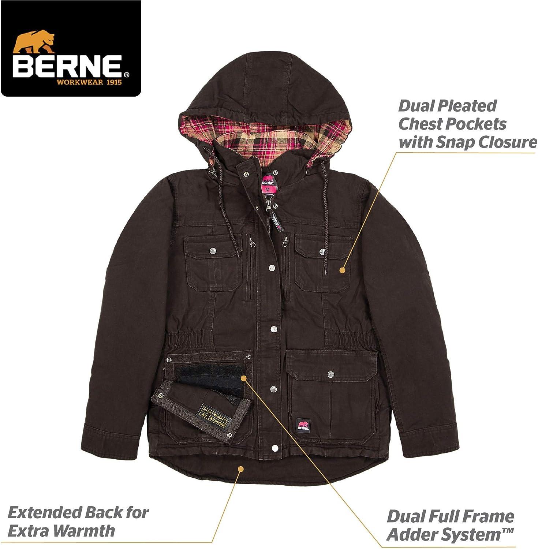 Berne Women's Lima One Three Coat: Clothing