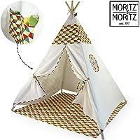 Moritz & Moritz Tipi - Colorido - Tienda para niños Tienda de Juegos Idea de Regalo