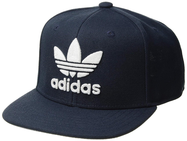 Amazon.com  adidas Boys   Youth Originals Trefoil Chain Snapback Cap ... 69ad714218c