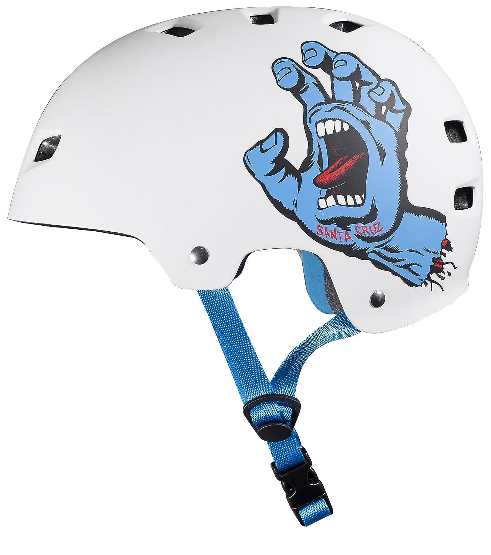 Bullet Santa Cruz Screaming Hand Protective Helmet V7SPO