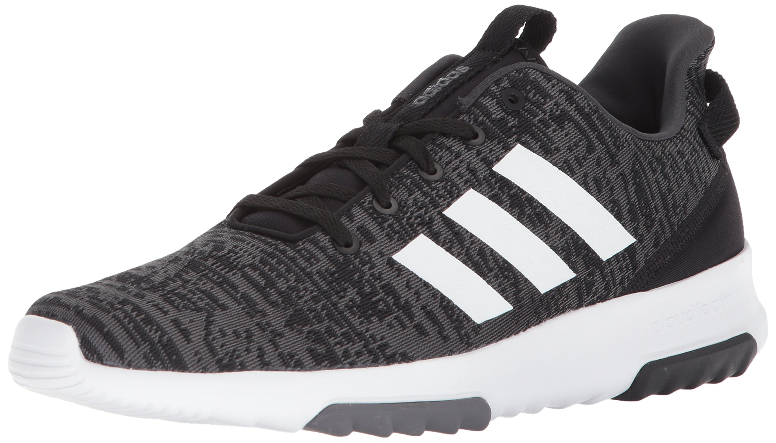 adidas Men's Cf Racer Tr, Core Black/White/Carbon, 9 M US by adidas