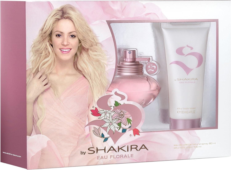 Shakira skr floral set eau de toilette 80ml+b.lot100ml