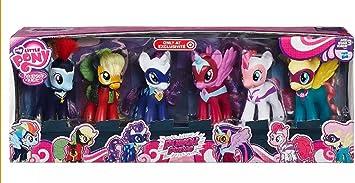 My Little Pony Power Ponies Pack by: Juguetes y juegos - Amazon.es