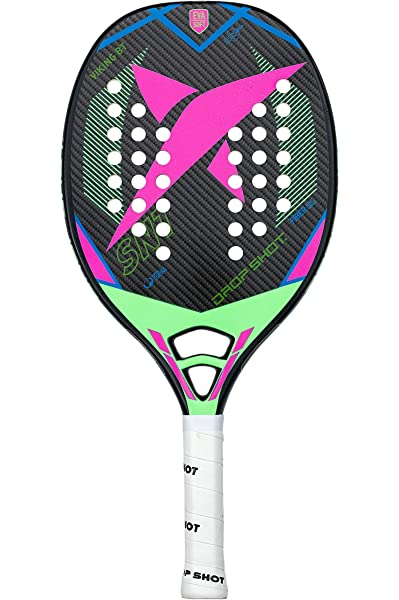 DROP SHOT Pala de pádel Modelo Viking Beach Tennis-Colección ...