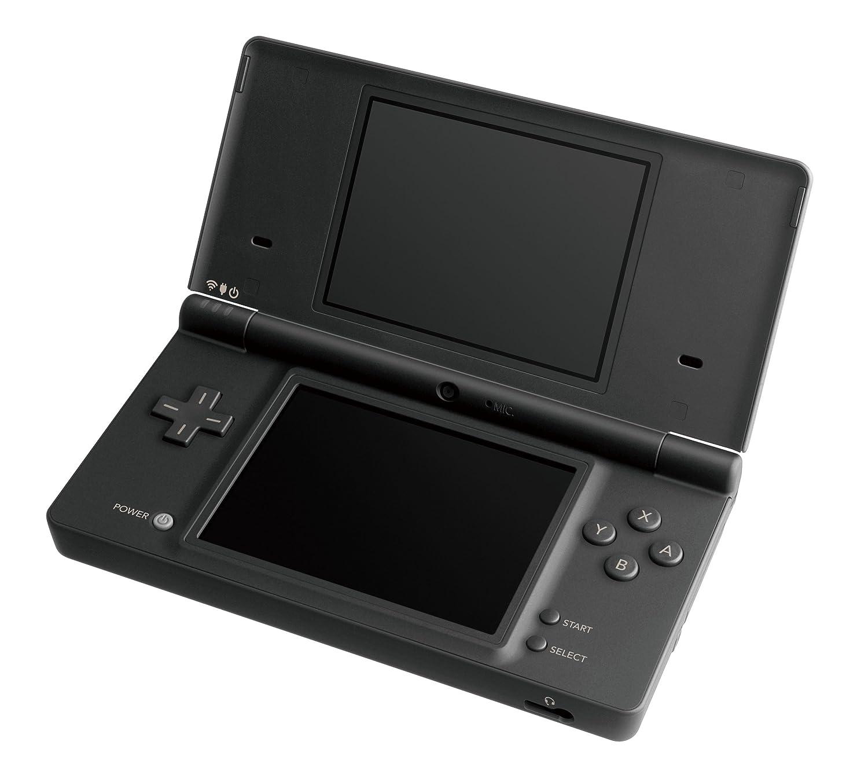 Nintendo Dsi Konsole Schwarz Games Ds Lite Edge