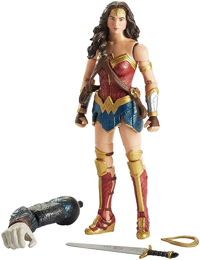 Amazon.com: Mattel Multiverse Justice League Wonder Woman ...