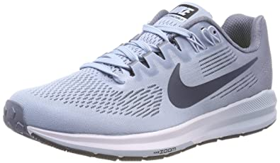 newest collection 452e8 bf5f4 Nike WMNS Air Zoom Structure 21 (n), Chaussures de Running Compétition Femme ,