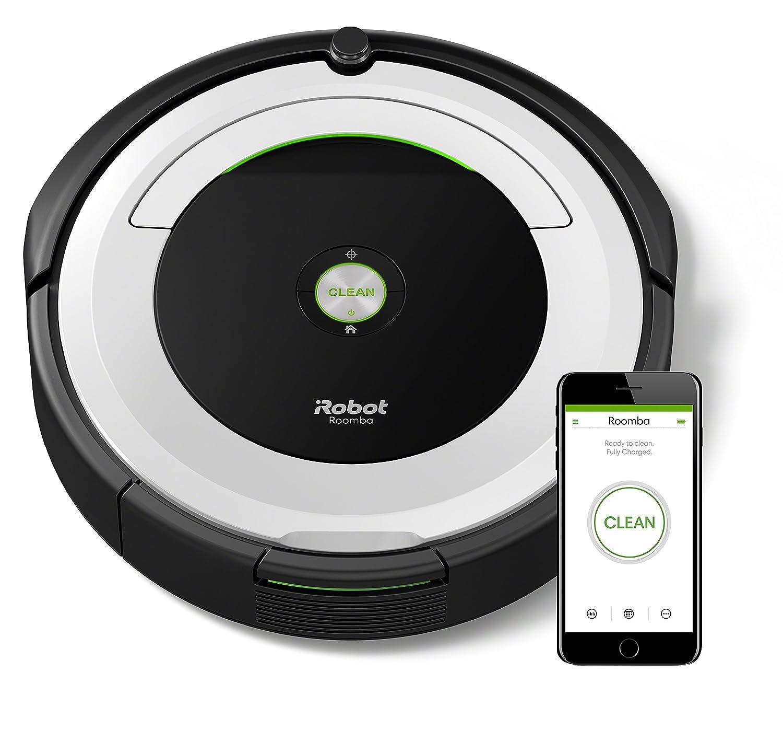 #iRobot Roomba Saugroboter#