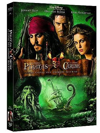 Piratas Del Caribe: El Cofre Del Hombre Muerto [DVD]: Amazon.es ...