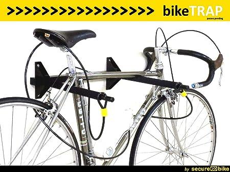 Antirrobo bicicleta: Cable 2,5m x 8mm de acero de doble lazo para ...