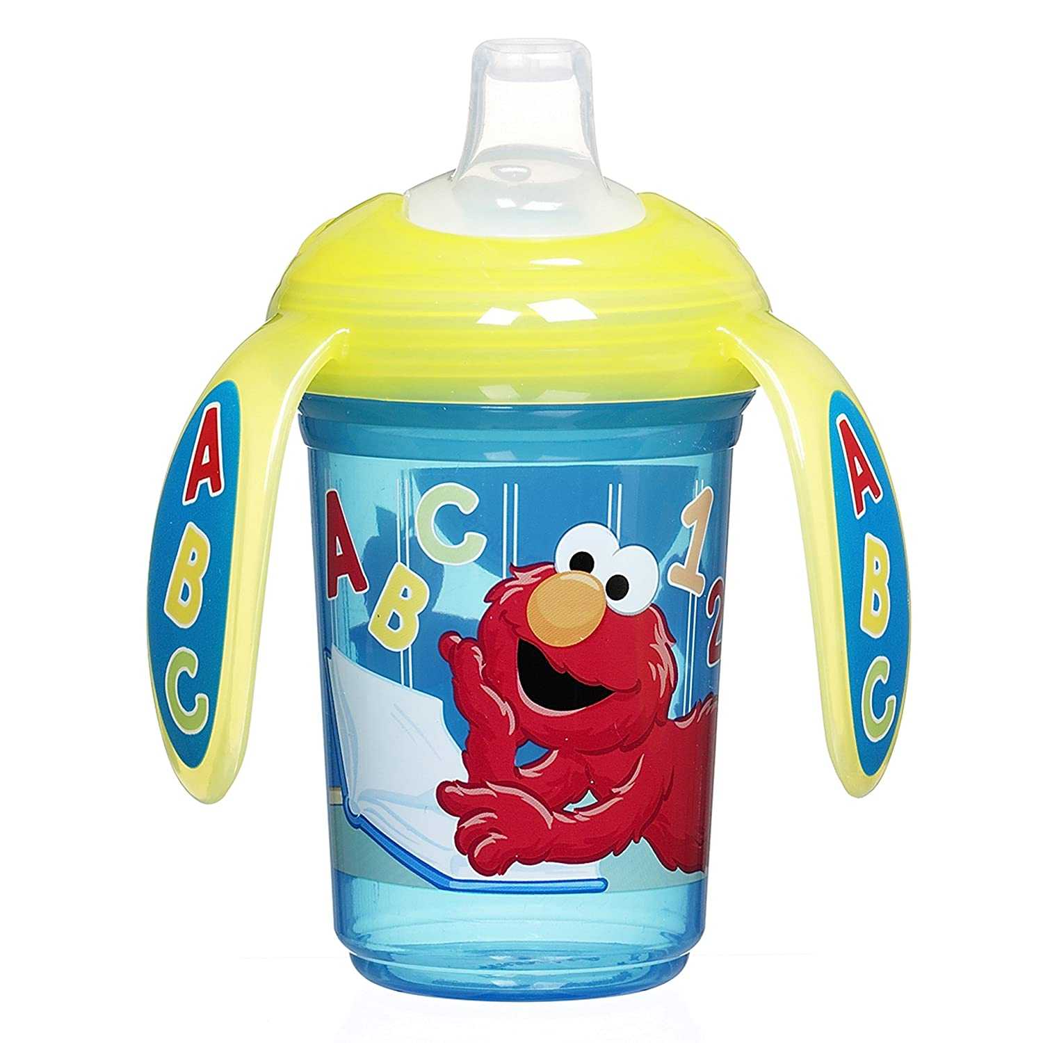 Munchkin Sesame Street Non-Insulated Trainer Cup, 7 Ounce, Colors May Vary (Discontinued by Manufacturer)