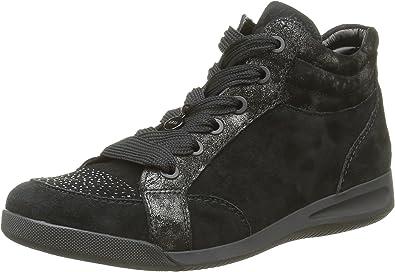 ARA Womens Low-Top Sneaker
