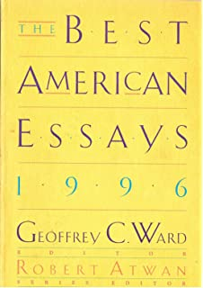 the best american essays kincaid  the best american essays 1996