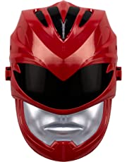 Power Rangers Movie Red Ranger Sound Effects Mask Action Figure