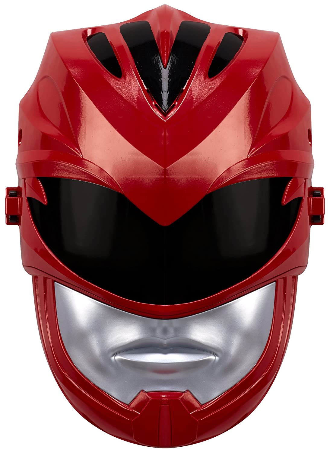 Power Rangers Movie Red Ranger Sound Effects Mask Action Figure Bandai America Incorporated Canada Branch 42526