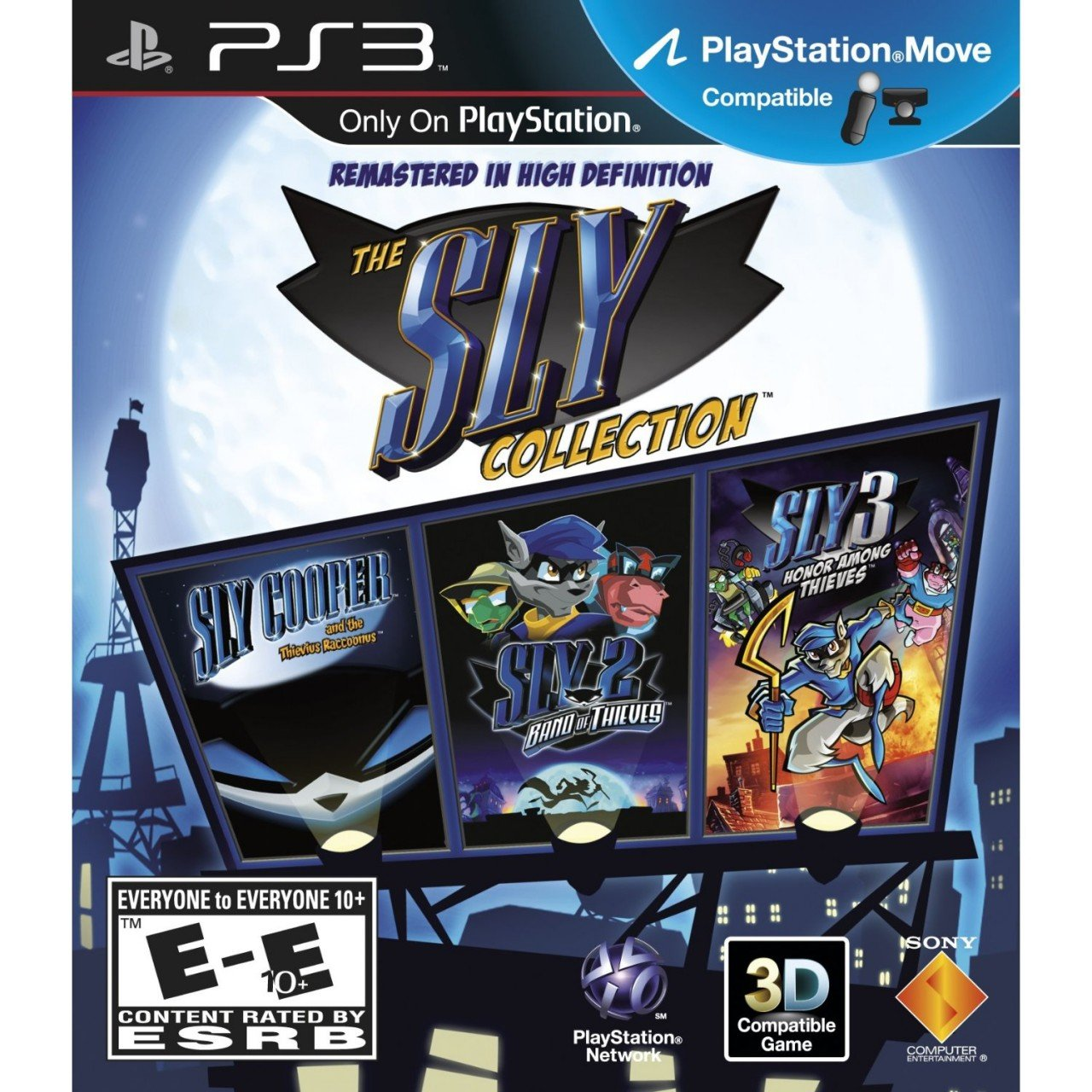 Amazon com: The Sly Collection - Playstation 3: Video Games