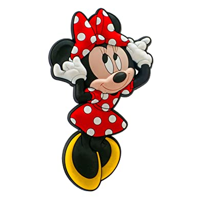 Disney Minnie Soft Touch Magnet: Toys & Games