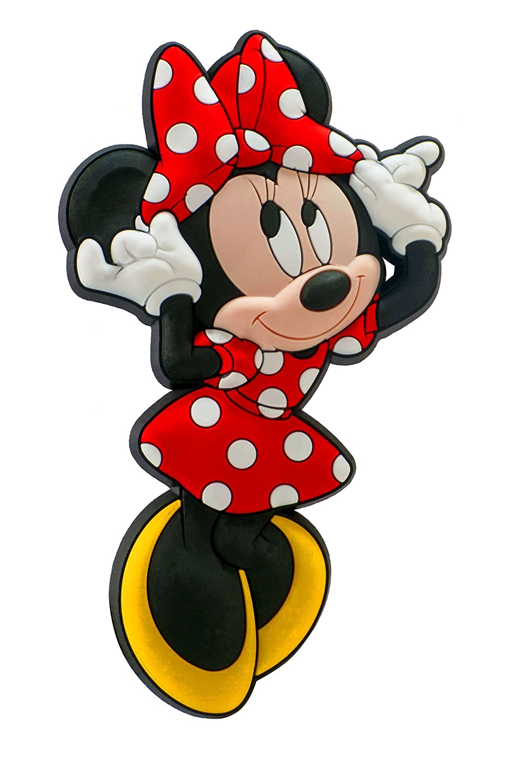 Disney Minnie Soft Touch Magnet Monogram International 25073