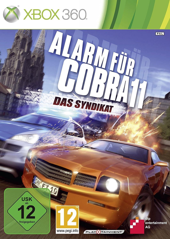 Alarm Fur Cobra 11 Das Syndikat Xbox 360 Amazon Co Uk Pc