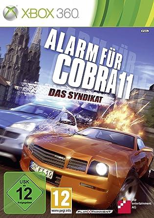 xbox 360 alarm für cobra 11