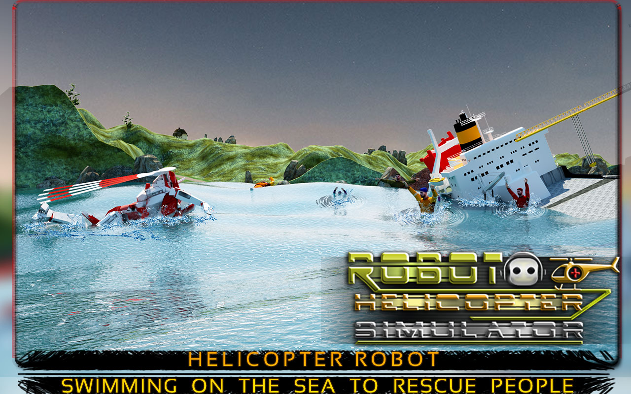 Amazon.com: Robot Helicopter Simulator: Appstore for Android