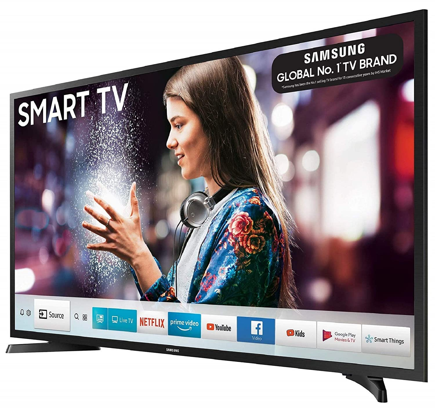 Samsung 80 Cm Series 4 Hd Ready Led Smart Tv Ua32n4310 Amazon In Electronics