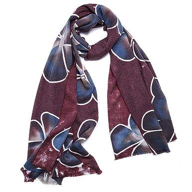 3f36ce7df6f6dd ZQY Damen Schal XXL Tuch Neue Herbst Winterkollektion Schals und Tücher mit  viele Farbe Muster