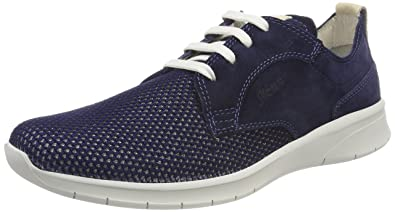 Sioux Heimito-700-XL, Baskets Homme, Blau (Blue/Atlantic), 42,5 EU