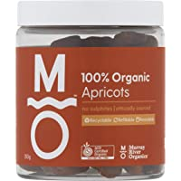 Murray River Organics Whole Apricot, 350 Gram