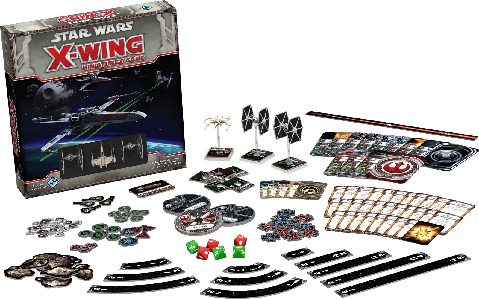 Fantasy Flight Games Star Wars: X-Wing Miniatures Core Set